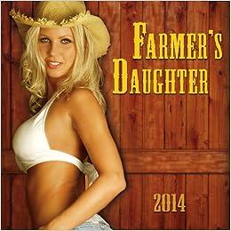 2014 Farmer's Daughter Wall: Zebra Publishing Corp.: 9781554567034