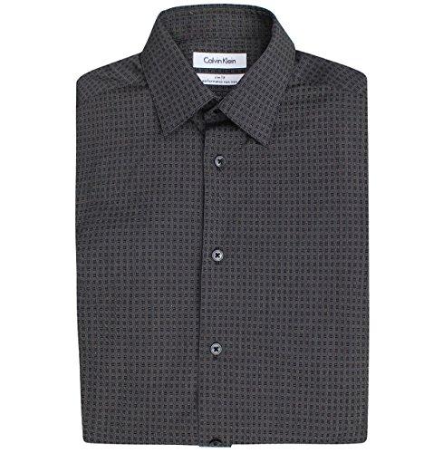 Calvin-Klein-Mens-Slim-Fit-Stripe-Dress-Shirt-Stardust-Grey14-3233