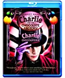 Charlie and the Chocolate Factory / Charlie et la chocolaterie (Bilingual) [Blu-ray]