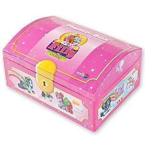 Schauen Sie sich Kundenbewertung für Noris 606016944 - Filly Fairy - Memo Box - Schatztruhe