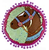 American Girl Crafts Horse Pillow