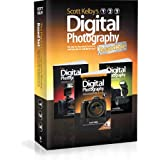 Scott Kelby&#39;s Digital Photography Boxed Set, Volumes 1, 2, and 3 ~ Scott Kelby