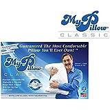 MyPillow Classic Series Bed Pillow - Standard/Queen King - Medium/Firm - Made in USA