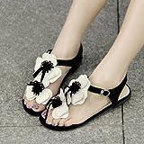 (フルールドリス)Fluer de lis フラワー トング サンダル ウェッジソール 靴 シューズ 婦人靴 アパレル レディース ファッション 服 243-k1-6418