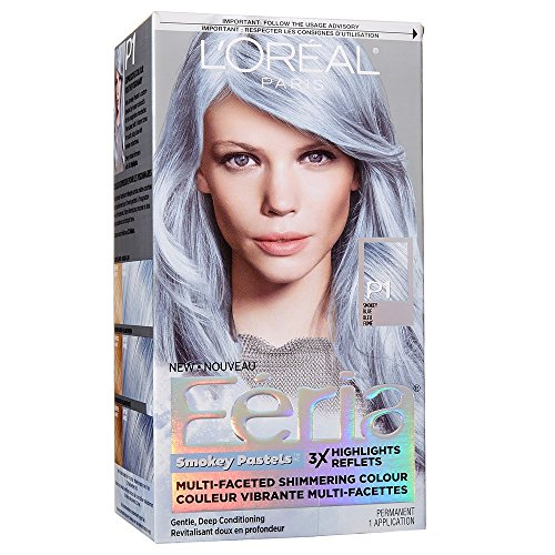 loreal feria hair color instructions
