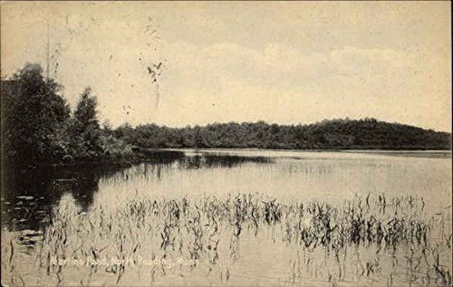 Martin's Pond in North Reading, Massachusetts