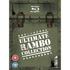 Rambo - The Ultimate Blu-Ray Collection [1982]