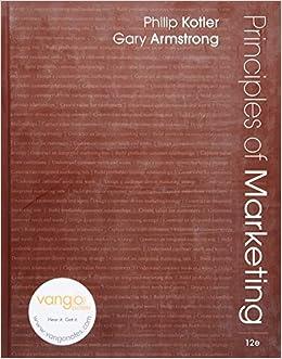 principles of marketing armstrong pdf