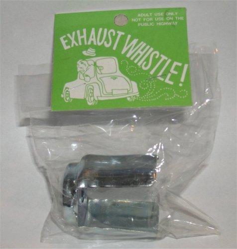 Autotrillergeist - Auspuff-Geist - Auspuff-Schreck