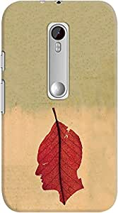 DailyObjects Autumn Silhouette Case For Motorola Moto G3/Moto G Turbo
