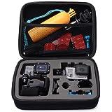 XCSOURCE® Étui de transport protectif Portatif de taille Moyenne pour le stockage en Voyage pour GoPro Hero Accessoires Appareil 1 2 3 3+ 4 OS66