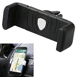 Baseus Mini Shield Plus Series Air Vent Car Mount Holder (Black)