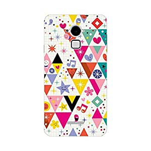 GIFTROOM PRINTED BACK COVER FOR COOLPAD NOTE 3;GFCOOLPADNOTE901