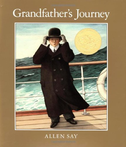 Grandfather\'s Journey (Caldecott Medal Book)
