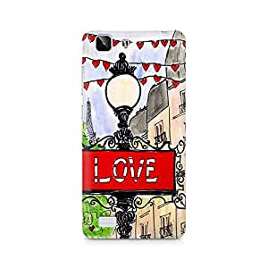 Mobicture Pattern Premium Designer Mobile Back Case Cover For Vivo X5