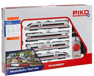 Piko Ho Scale Model Trains - Db Ice Iii Passenger Starter Set - 57194 from PIKO