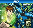 Ben 10: Alien Force [HD]: Ben 10: Alien Force Season 4 [HD]