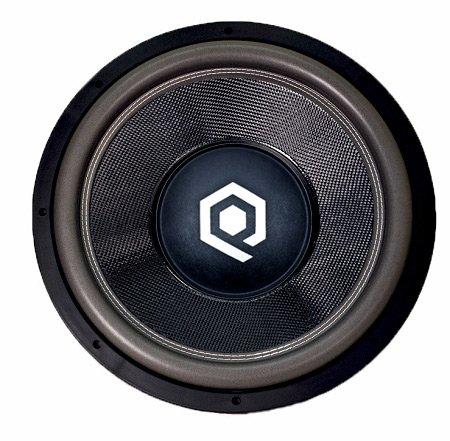 """Soundqubed Sdc2.5 15"""" Copper 600W Rms"""