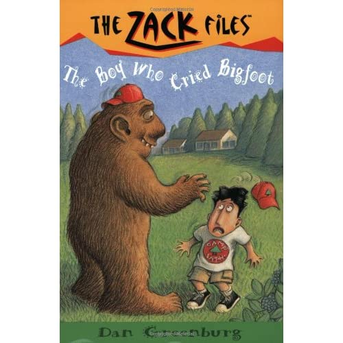 Zack-Files-19-The-Boy-Who-Cried-Bigfoot-Greenburg-Dan-Author-Davis-Jack-E