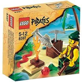 2009年9月発売のレゴ・パイレーツシリーズ
