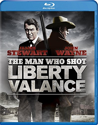 The Man Who Shot Liberty Valance (Widescreen, AC-3, Mono Sound)