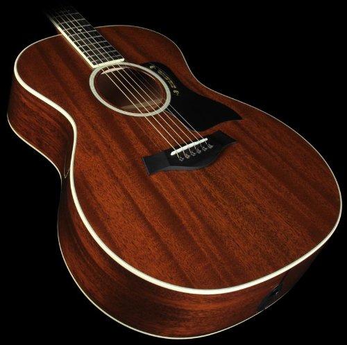 Taylor 524E All-Mahogany Grand Auditorium Acoustic/Electric Guitar