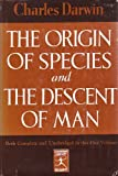 The Origin of Species and The Descent of Man (0394607279) by Darwin, Charles Robert
