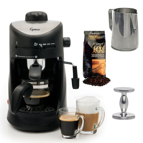 Capresso 303.01 Capresso 4-cup Espresso Cappuccino