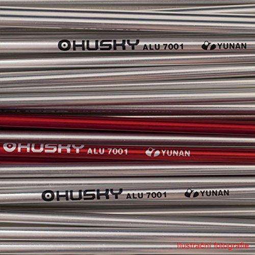 Husky FIGHTER 3-4 Extrem Zelt für 3-4 Personen Rot - 4