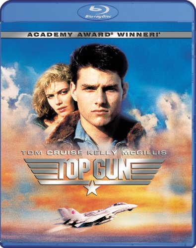 Cover art for  Top Gun (Special Collector's Edition) [Blu-ray]