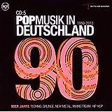 Pop in Deutschland-90er-Techno,Grunge,Hiphop