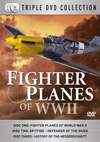 Fighter Planes Of World War Two [DVD]