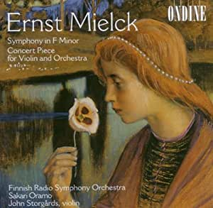 Mielck:  Symphony in F Minor;
