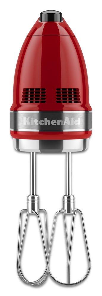 Kitchenaid Hand Mixer Attachments ~ Kitchenaid khm er speed digital hand mixer with turbo