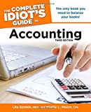 img - for The Complete Idiot's Guide to Accounting, 3rd Edition (Idiot's Guides) book / textbook / text book