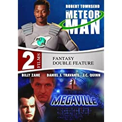 The Meteor Man / Megaville - 2 DVD Set (Amazon.com Exclusive)