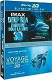echange, troc IMAX Deep Sea (Dansons sous la mer) 3D + Voyage sous les mers 3D [Blu-ray]