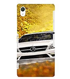 EPICCASE Audi Mobile Back Case Cover For Sony Xperia T2 (Designer Case)
