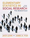 img - for Elementary Statistics in Social Research: Essentials (3rd Edition) book / textbook / text book