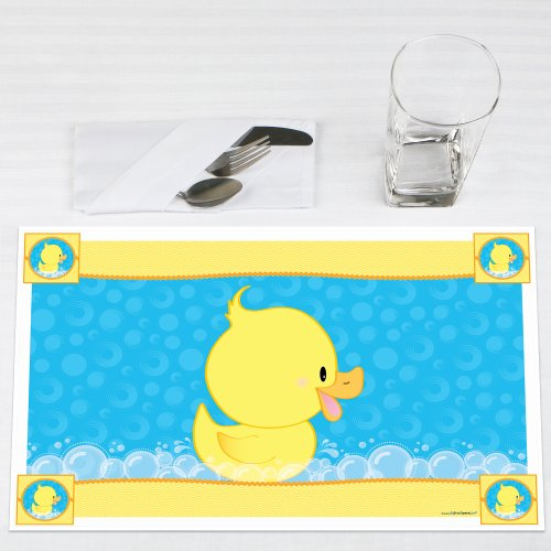 Duck Baby Shower Games front-735542