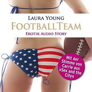 Das Football Team Hörbuch