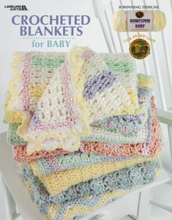 Crocheted Blankets For Baby front-877302