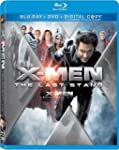 X-Men 3: The Last Stand (Blu-ray + DV...