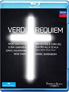 Verdi - Requiem [Blu-ray]