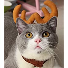 Pet Antlers Christmas Accessories