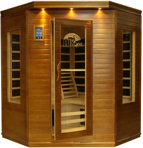 LuxSpas Elite 3B Infrared Sauna