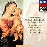 モンテヴェルディ:聖母マリアのための夕べの祈り