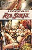 img - for Legends of Red Sonja book / textbook / text book