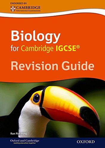 Cambridge Biology IGCSE® Revision Guide (Cambridge Igcse Revision Guides)