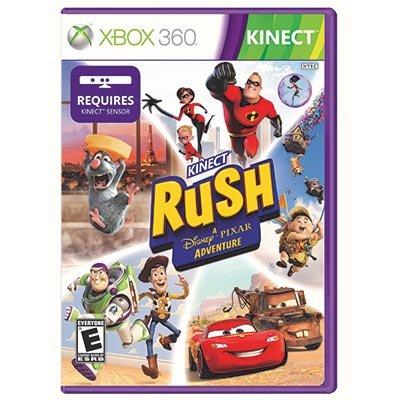 Kinect Rush: A Disney Pixar Adventure - Xbox 360 Kinect Game Microsoft